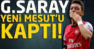 Galatasaray, Yeni Mesutu kaptı!