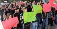 Gaziantep Üniversitesi'nde 'Yüksekova' Eylemi