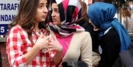 Gaziantep'te Lisede Yangin Paniği (2)