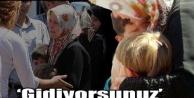 Gaziantep'ten gideceğini öğrenen Suriyeliler...
