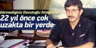 Görmediğiniz fotoğraflarla Ahmet Davutoğlu