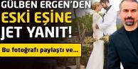 Gülben Ergen'den eski eşine jet yanıt!