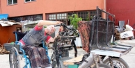 Güneş Enerjili Engelli Aracıyla Türkiye Turuna Çikacak