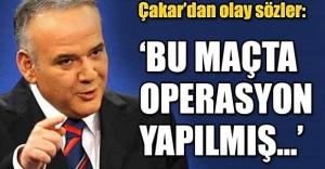 Hakem Fenerbahçeye operasyon yaptı!
