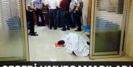 Harita mühendisi Tapu Müdürlüğü'nde öldü