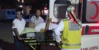 Hava Saldırısında Yaralanan 6 Suriyeli Akçakale'ye Geldi