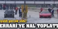Hayaldi gerçek oldu! Hacı Murat Ferrariye nal toplattı!