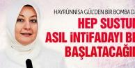 Hayrünnisa Gül bombası: Asıl intifadayı...