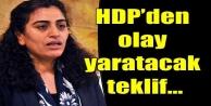 HDPden şok teklif!