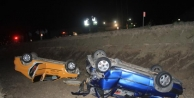 İki Araç Da 'tuş' Oldu: 2 Yaralı
