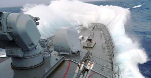İran, Aden Körfezi'ne Savaş Gemilerini Gönderdi