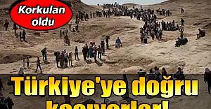 IŞİD Türkmen köylerini ele geçirdi