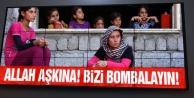 IŞİD'in kaçırdığı Ezidi kadın: Allah aşkına bizi bombalayın!
