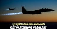 IŞİDin korkunç planları!