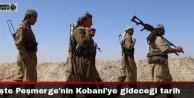 İşte Peşmergenin Kobaniye gideceği tarih