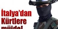 İtalyadan Kürtlere askeri eğitim desteği