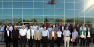 Kahramanmarışlı Sanayicilere İskenderun Limanı Tanıtıldı