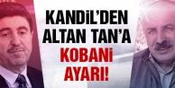 Kandilden Altan Tana Hüda Par ve MHP ayarı!