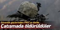 Karsta PKKya ağır darbe: 3 ölü!