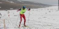 Kayaklı Koşu Türkiye Şampiyonasi Başladı