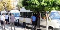 Kesk Üyeleri Kilis'te Barış Zinciri Oluşturacak