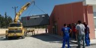 Kilis Devlet Hastanesi Yangından Sonra Yeniden Hasta Kabulüne Başladı