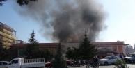 Kilis Devlet Hastanesi'nde Yangın - Ek Fotoğraflar