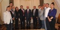 Kktc Cumhurbaşkanı Eroğlu: 'al, Ver' Dönemi Yaşıyoruz
