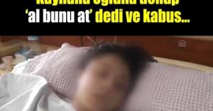 Kocasının balkondan attığı kadın bebeğini kaybetti