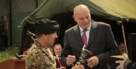 Kosova'da, Barış Gücü Komutanı General Farina İçin Veda Töreni Düzenlendi