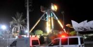 Lunaparkta Adrenalin Max'tan Düşen Çocuk Öldü