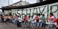Mahkeme Çed Raporunu Durdurdu, Arhavililer Horonlu Kutlama Yaptı