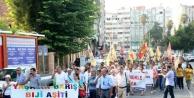 Mersin'de Barış Günü Kutlandı