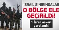 Muhalifler İsrail sınırındaki kapıyı ele geçirdi