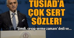 MÜSİAD Başkanı Olpaktan TÜSİADa eleştiriler