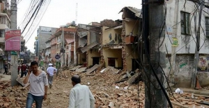 Nepalde 7,9luk deprem! Ölü sayısında korkunç rakam!
