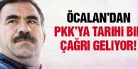 Öcalandan PKKya tarihi çağrı geliyor!