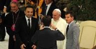 Papa Francıscus, Emre Ve Muslera'nın Da Aralarında Bulunduğu Futbolcuları Kabul Etti