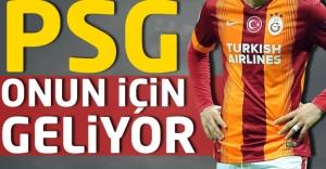 PSG, Galatasarayın yıldızı için geliyor!