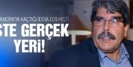 PYD başkanı Salih Müslim'in yeri belli oldu!