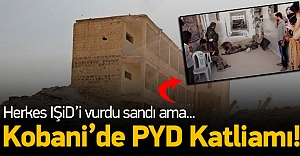 PYD'den Kobani'de katliam