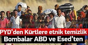 PYD, Muhalif Kürtleri de sürüyor