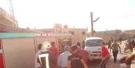 Reyhanlı'nın Karşısındaki Sarmada'ya Füze Saldırısı : 20 Ölü