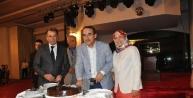 Sadullah  Ergin'e İftarda Doğum Günü Sürprizi