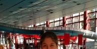 Şevval, Özel Sporcular Avrupa Yüzme Şampiyonasi 4'üncüsü Oldu
