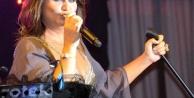Sibel Can'dan Palandöken'de Konser