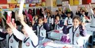 Siverek'te 1300 Öğrenciye Diş Macunu Ve Firça
