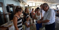 Somalı Çocuklar Çanakkale'de Moral Buldu