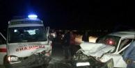 Sultandağ'da Kaza: 3 Ölü, 5 Yaralı