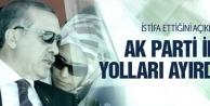 Sümeyye Erdoğan AK Parti'den istifa etti!